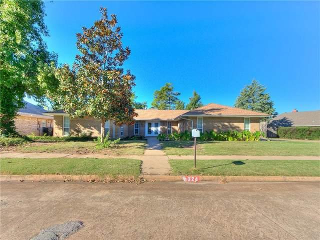 324 SW 99th Street, Oklahoma City, OK 73139 (MLS #981261) :: ClearPoint Realty