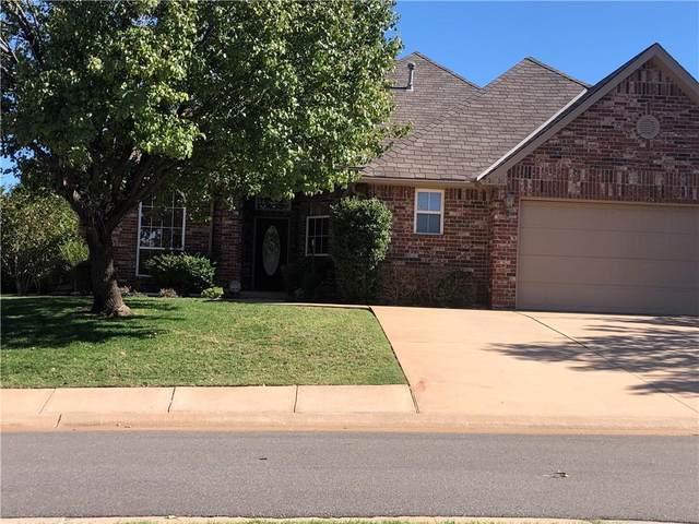 16716 Covington Manor, Edmond, OK 73012 (MLS #981273) :: KG Realty