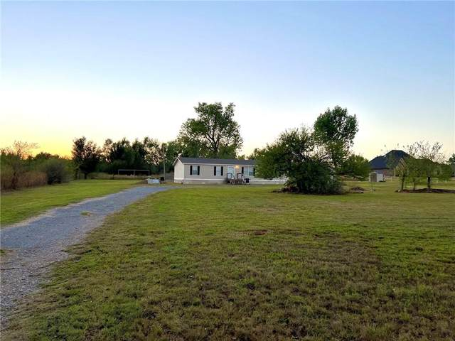 10301 S Cemetery Road, Mustang, OK 73064 (MLS #981279) :: KG Realty