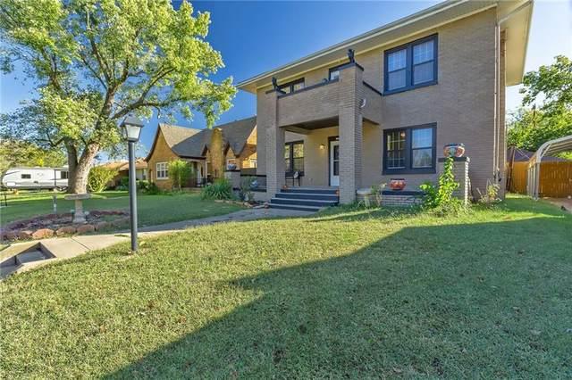 1009 Jefferson Place, Shawnee, OK 74801 (MLS #981281) :: Maven Real Estate