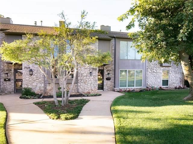 2930 Rosewood Lane, Oklahoma City, OK 73120 (MLS #981286) :: The Gardner Real Estate Team