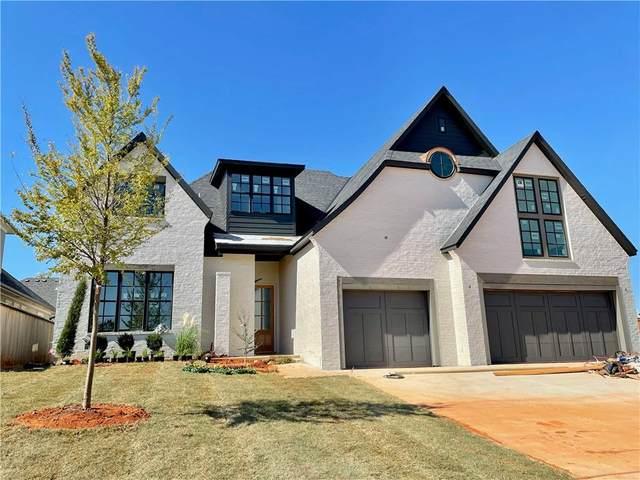 13201 Mackinac Island Drive, Oklahoma City, OK 73034 (MLS #981323) :: The Gardner Real Estate Team