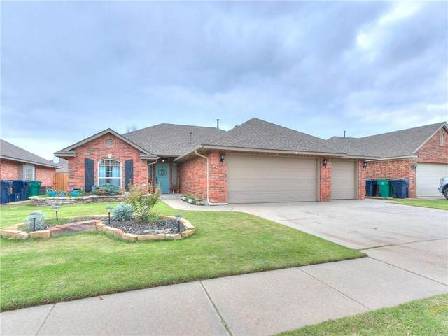 524 SW 159th Terrace, Oklahoma City, OK 73170 (MLS #981333) :: Keller Williams Realty Elite