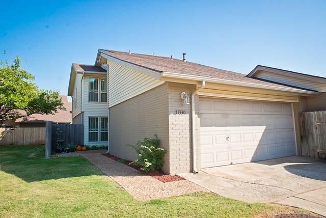 11330 Benttree Circle, Oklahoma City, OK 73120 (MLS #981352) :: Keller Williams Realty Elite