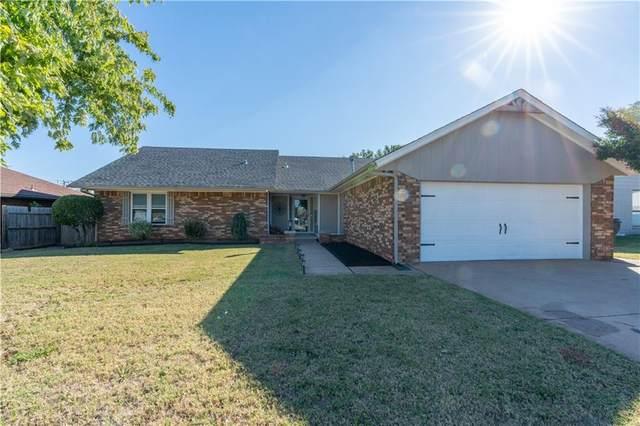 14104 Chickasaw Drive, Edmond, OK 73013 (MLS #981355) :: Keller Williams Realty Elite