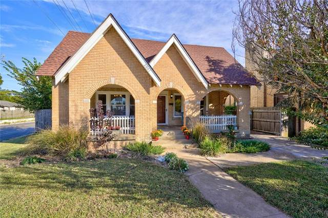 2861 NW 19th Street, Oklahoma City, OK 73107 (MLS #981371) :: Keller Williams Realty Elite