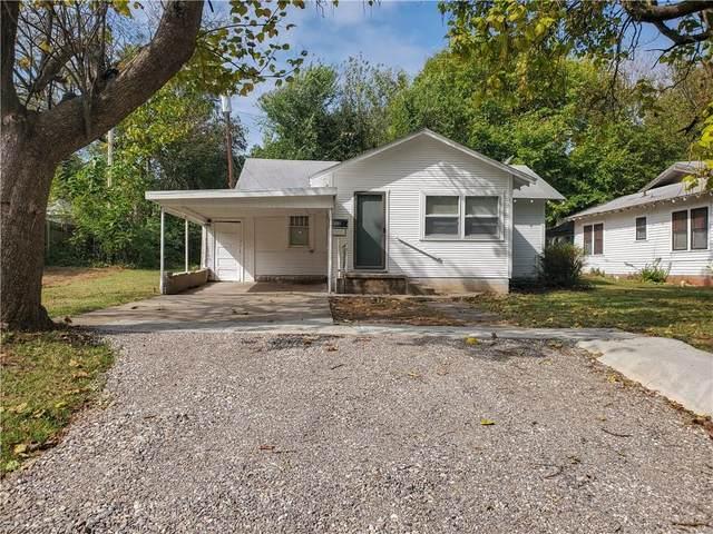 112 S 9th Street, Tecumseh, OK 74873 (MLS #981378) :: Homestead & Co