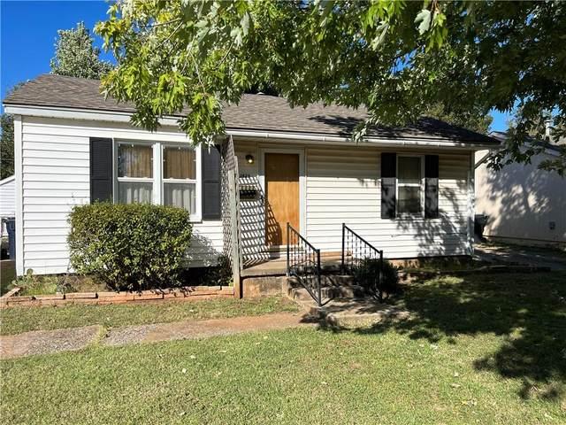 3825 SW 40th Street, Oklahoma City, OK 73119 (MLS #981380) :: KG Realty
