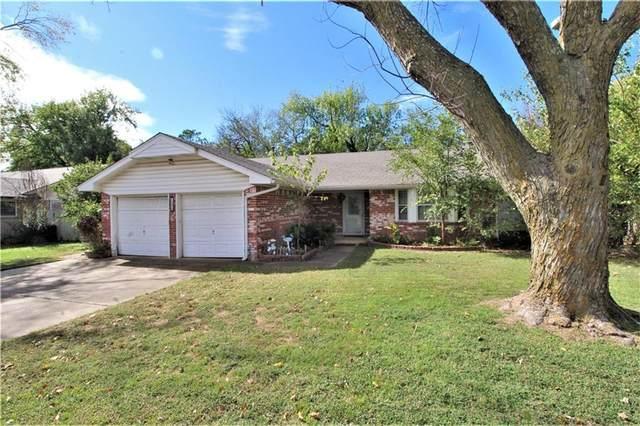 1530 Oakhurst Avenue, Norman, OK 73071 (MLS #981386) :: Homestead & Co