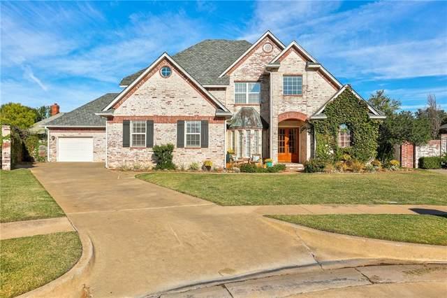 3809 Wyndham Place, Norman, OK 73072 (MLS #981406) :: Meraki Real Estate