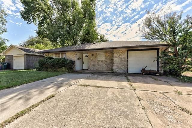 1214 E Boyd Street, Norman, OK 73071 (MLS #981420) :: KG Realty