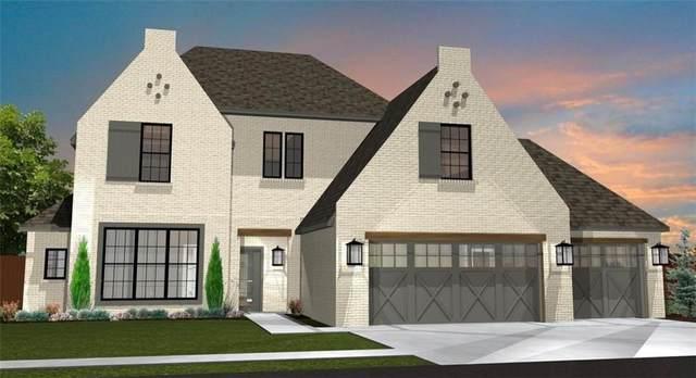 3832 Stone Hill Lane, Edmond, OK 73003 (MLS #981421) :: Keller Williams Realty Elite