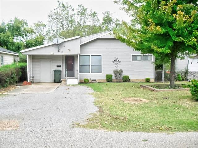 811 W Park Street, Tecumseh, OK 74873 (MLS #981436) :: Homestead & Co