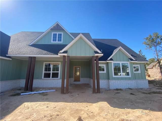 1853 Shaylee Lane, Choctaw, OK 73020 (MLS #981445) :: Meraki Real Estate