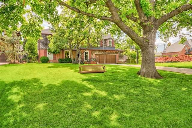 6508 NW Grand Boulevard, Oklahoma City, OK 73116 (MLS #981451) :: Keller Williams Realty Elite