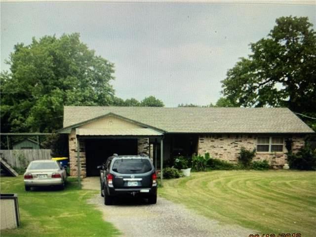 16655 SE 20th Street, Choctaw, OK 73020 (MLS #981471) :: KG Realty