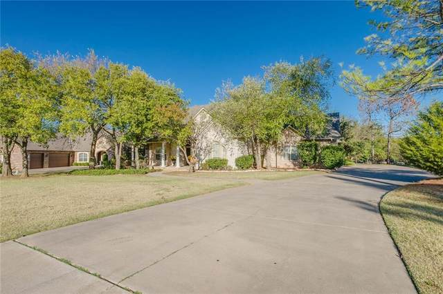3600 Meadow Lane, Moore, OK 73160 (MLS #981474) :: Keller Williams Realty Elite