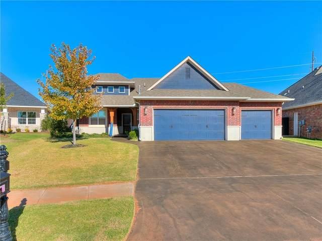 15820 Rockwell Parke Lane, Edmond, OK 73013 (MLS #981481) :: Homestead & Co
