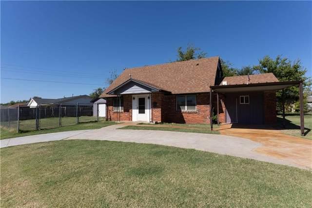 1401 N Nail Parkway, Moore, OK 73160 (MLS #981483) :: Keller Williams Realty Elite