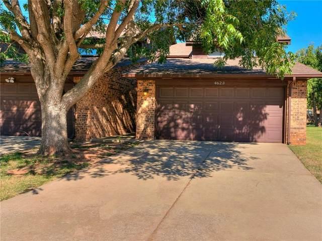 4623 N Hemlock Lane, Oklahoma City, OK 73162 (MLS #981542) :: Homestead & Co