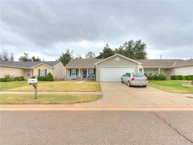 5512 Bush Creek Way, Oklahoma City, OK 73117 (MLS #981548) :: Keller Williams Realty Elite