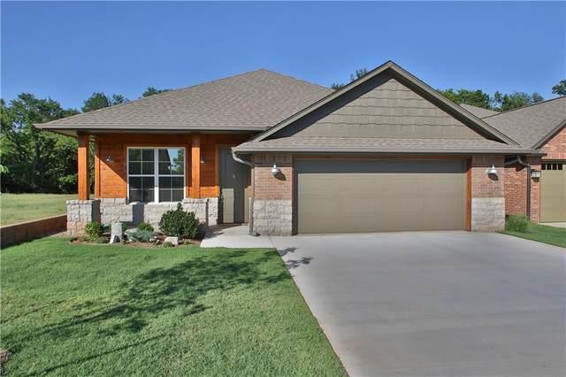 2127 Turtle Creek Way, Norman, OK 73071 (MLS #981564) :: Homestead & Co