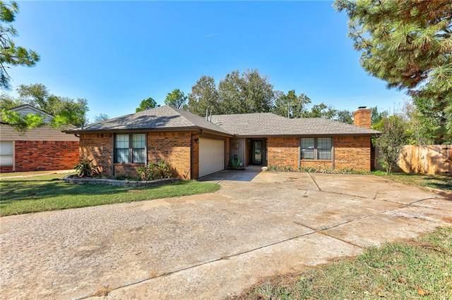 522 Fenwick Court, Norman, OK 73072 (MLS #981571) :: Meraki Real Estate