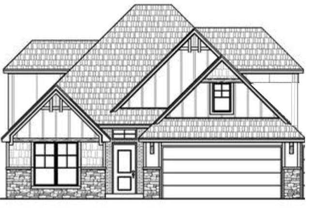 4237 NW 152nd Terrace, Edmond, OK 73013 (MLS #981579) :: Homestead & Co