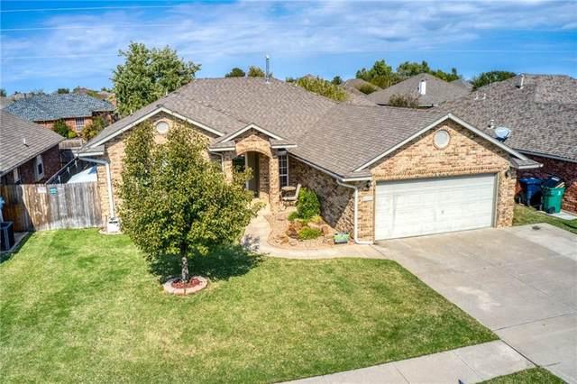 513 SW 157th Street, Oklahoma City, OK 73170 (MLS #981604) :: Keller Williams Realty Elite