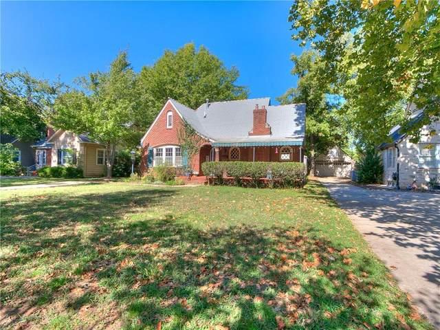 625 E Boyd Street, Norman, OK 73071 (MLS #981614) :: Meraki Real Estate