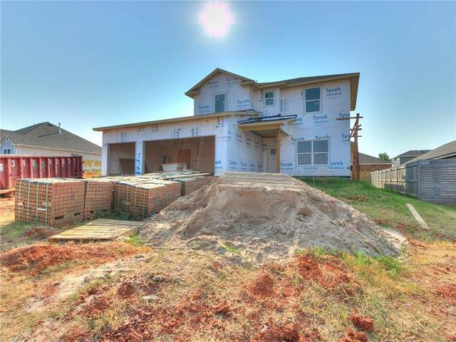 7404 NW 158th Street, Edmond, OK 73013 (MLS #981645) :: Homestead & Co