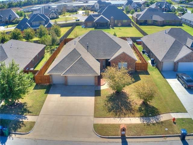 9720 SW 21st Terrace, Oklahoma City, OK 73128 (MLS #981657) :: The Gardner Real Estate Team