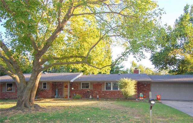 808 Oakbrook Drive, Norman, OK 73072 (MLS #981658) :: Meraki Real Estate