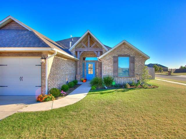 380 Auburn Lane, Piedmont, OK 73078 (MLS #981701) :: Meraki Real Estate