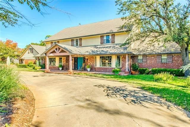 8304 Waverly Avenue, Oklahoma City, OK 73120 (MLS #981726) :: Homestead & Co