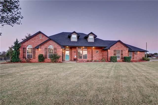 14700 Spruce Drive, Piedmont, OK 73078 (MLS #981740) :: Meraki Real Estate
