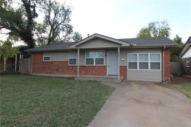 1322 Lakecrest Drive, Norman, OK 73071 (MLS #981743) :: Meraki Real Estate