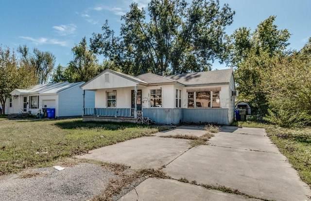 1100 Garver Street, Norman, OK 73069 (MLS #981744) :: Meraki Real Estate