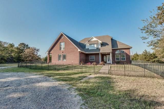 34776 New Hope Road, Tecumseh, OK 74873 (MLS #981745) :: Keller Williams Realty Elite