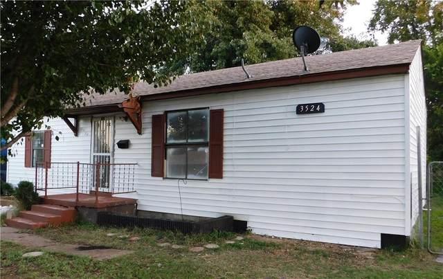 3524 SW 22nd Street, Oklahoma City, OK 73108 (MLS #981755) :: Keller Williams Realty Elite