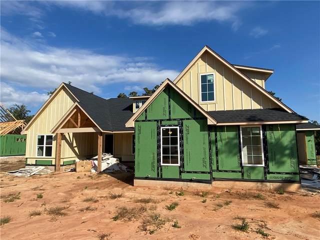1766 Shaylee Lane, Choctaw, OK 73020 (MLS #981771) :: Meraki Real Estate