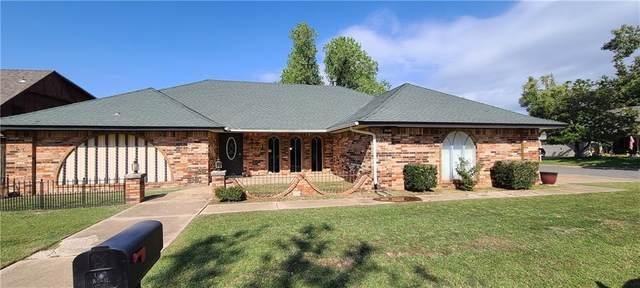 6501 N Eastbourne Lane, Oklahoma City, OK 73132 (MLS #981773) :: Keller Williams Realty Elite
