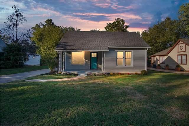 1127 W Symmes Street, Norman, OK 73069 (MLS #981806) :: Meraki Real Estate