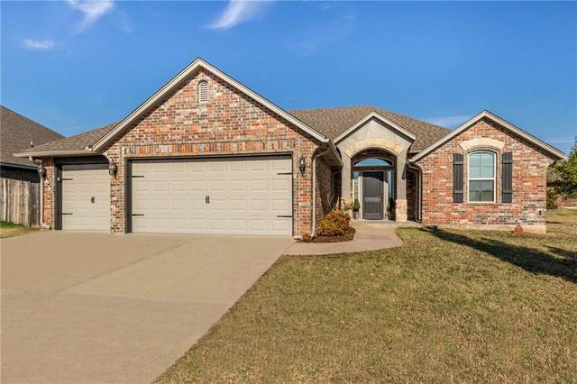 13301 Greenscape Road, Piedmont, OK 73078 (MLS #981807) :: Meraki Real Estate