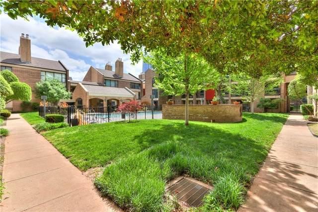 600 NW 4th Street 209N, Oklahoma City, OK 73102 (MLS #981827) :: Homestead & Co