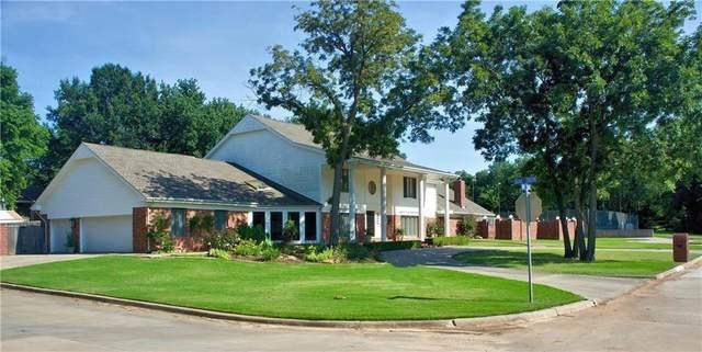 2 Chevy Chase Street, Shawnee, OK 74804 (MLS #981831) :: Homestead & Co