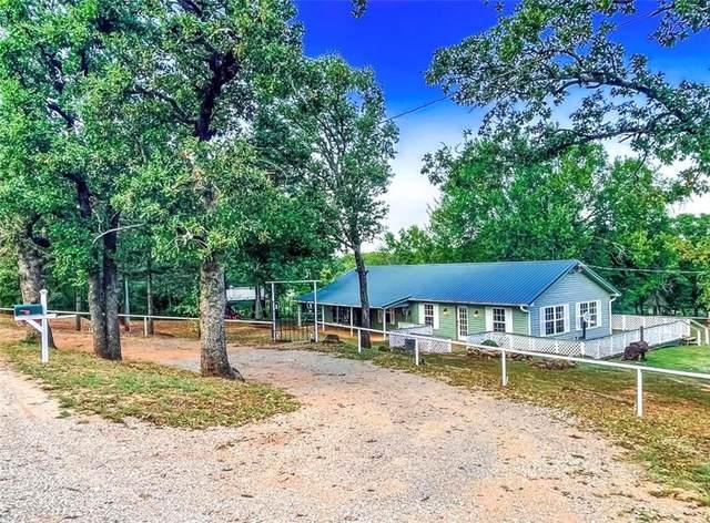 22077 Juanita Lane, Tecumseh, OK 74873 (MLS #981850) :: Homestead & Co
