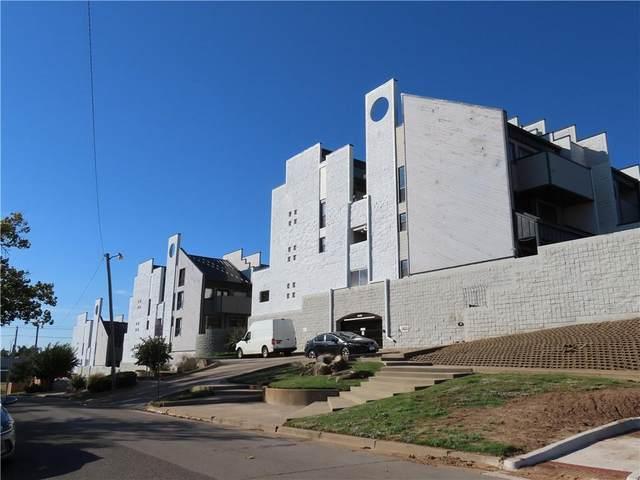 901 NW 7th Street #107, Oklahoma City, OK 73106 (MLS #981851) :: Homestead & Co