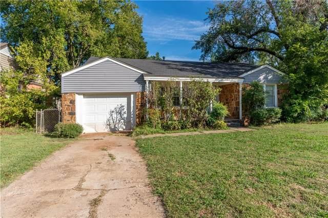817 NW 48th Street, Oklahoma City, OK 73118 (MLS #981882) :: Meraki Real Estate