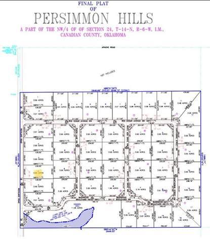 Lot 004 Of Block 002, Piedmont, OK 73078 (MLS #981897) :: Meraki Real Estate
